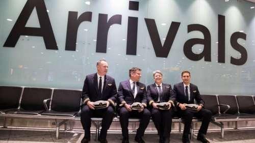 Australia-Europa: c'è il primo volo diretto