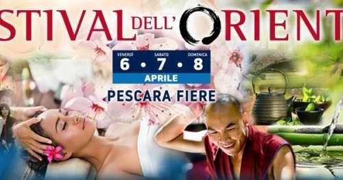 Pescara, tutto pronto per il Festival dell'Oriente