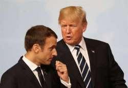 Macron è certo: Assad ha usato armi chimiche