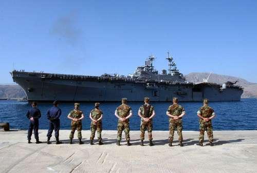 Tutte le mire militari degli Usa nel Mediterraneo