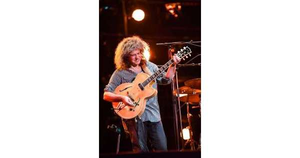 Pat Metheny e Glenn Hughes a Pescara