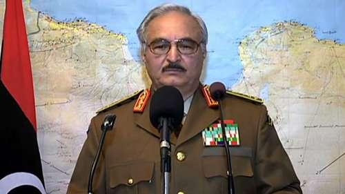 Libia, è già iniziato (con una bomba) il post Haftar