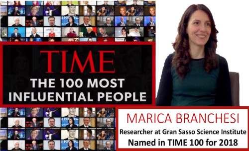 Time, tra i 100 più influenti al mondo anche una ricercatrice del Gran Sasso
