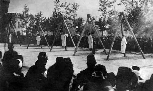 Genocidio Armeno: una tragedia che non ha parole