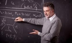 L'Aquila, a colloquio con il rettore del Gran Sasso Science Institute, Eurgenio Coccia