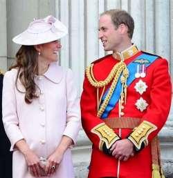 Si allarga la Royal family inglese: il terzo è maschio