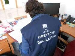 Lotta al lavoro nero, i risultati a Chieti e Pescara