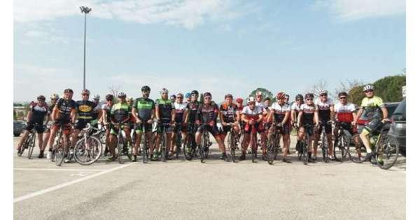Strade vietate, 200 a pedalata protesta