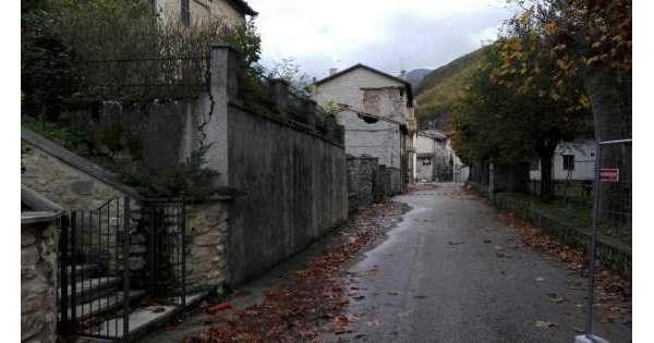 Suicida sfollato per terremoto Marche