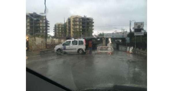 Piove in Abruzzo, allagamenti su costa