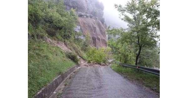 A Crognaleto è emergenza idrogeologica