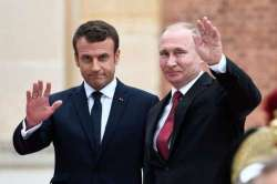 Che cosa hanno deciso Putin e Macron sull'Iran