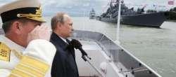 Mediterraneo, Putin mostra i muscoli (e le sue navi da guerra)