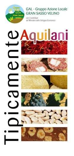 A Roma il 19 e 20 maggio Tipicamente Aquilani alla kermesse di produzioni tipiche locali