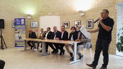 A Francavilla il Campionato italiano paralimpico cronometro (con Alex Zanardi)