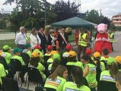 """EcoSangiò. 66 bambini hanno """"pulito"""" le loro aree verdi"""