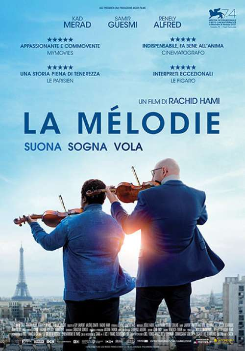 Il miracolo di suonare insieme - L'occhio del gatto/Il film/La Mèlodie/#decimaMusa