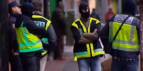 Terrorismo: tre arresti a Madrid, trovati