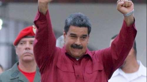 Maduro cala (ma è rieletto in Venezuela)