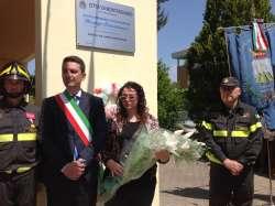Scuola intitolata a vigile Berardinucci