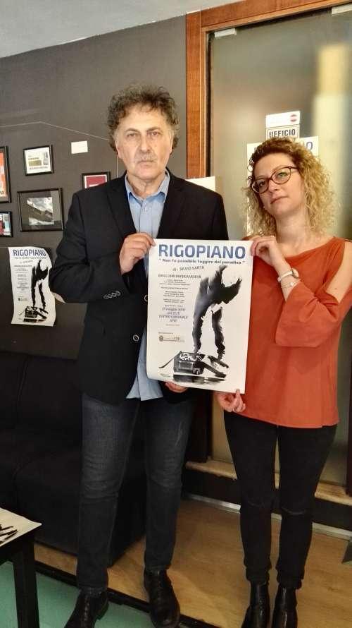 Rigopiano, tutto pronto ad Atri per lo spettacolo di Silvio Sarta
