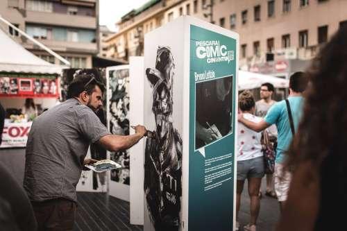 Il 7 e 8 luglio a Pescara torna Comic Convention