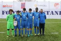 A Silvi il 1° Torneo Internazionale di Calcio B1 (non vedenti)