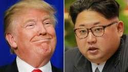 Come in un gioco dell'oca: tutto da rifare tra Kim e Donald