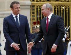 Altra fuga in avanti di Macron: nuovo asse con Putin?