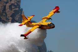 Incendi, sindacato Conapo (Vigili del fuoco): regione si doti di sua flotta aerea