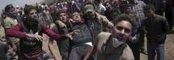 Gaza, ecco perché ci sono 100 feriti (ed intossicati)