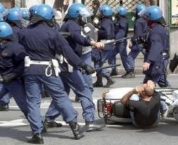 G8, Corte europea diritti dell'uomo condanna l'Italia per violenza di agenti contro i no-global