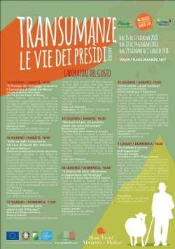 Transumanze: alla riscoperta delle produzioni delle antiche vie tratturali dell'Aquilano