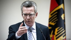 Germania, il ministro dell'Interno de Maizìere traccia un bilancio della legislatura