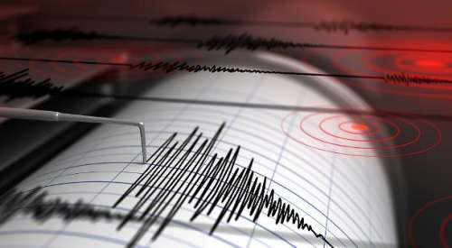 Scossa di terremoto  (da 3.1) nel teramano: nessun danno