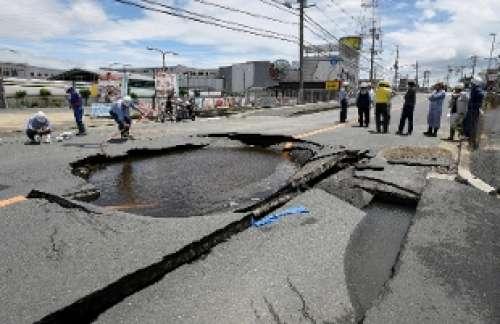 Sisma-terrore a Osaka: morti e feriti