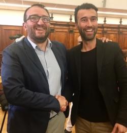 Ballottaggio L'Aquila, Piepoli per la Rai: i due candidati sono in parità