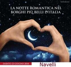 La Notte Romantica dei Borghi Più Belli d'Italia a Navelli