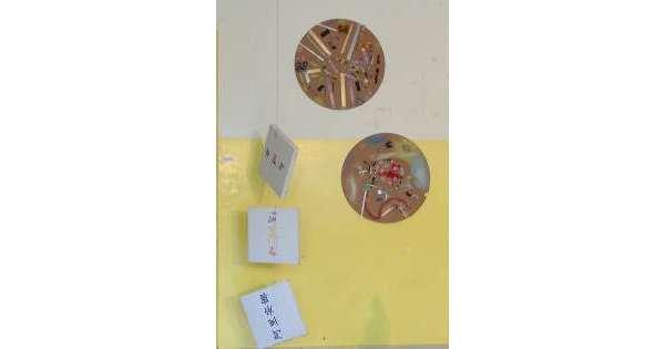 Dai rifiuti opere d'arte a Villa Oliveti