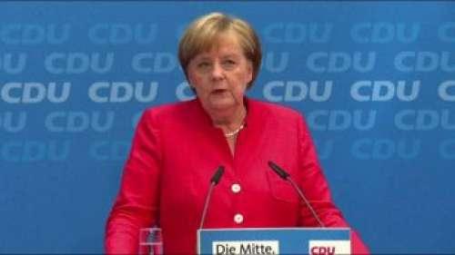 Metà tedeschi non ne può più della Cancelliera Merkel
