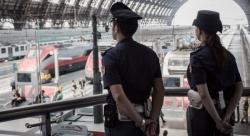 Sicurezza: firmata convenzione tra polizia e ferrovie