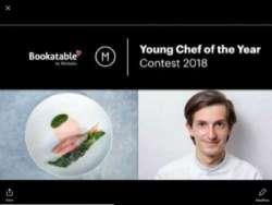 Apperò Stefano, giovane grande chef