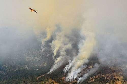 Incendio sul Morrone, perché è stato premiato l'imprenditore Di Toro