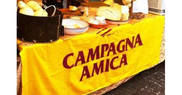 L'Aquila, mercato coperto Campagna Amica