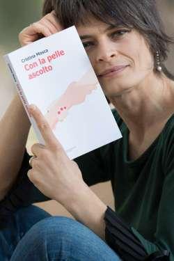 """Atri a Tavola, Cristina Mosca apre la seconda serata con """"Con la pelle ascolto"""""""