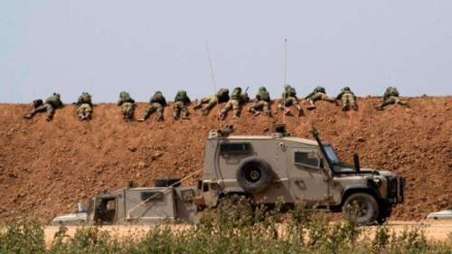 Gli strali (e la reazione militare) di Israele contro Hamas