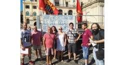 Lanciano,sit-in per degrado alloggi Ater