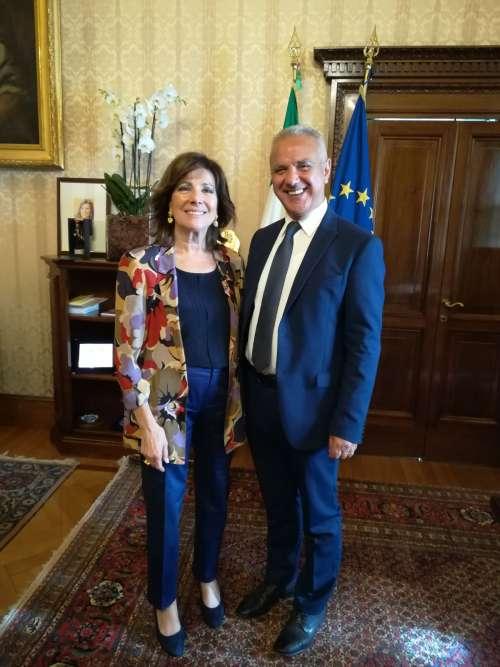 Città del Vino, presto la visita del Presidente del Senato Casellati