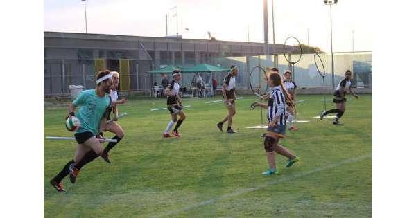 Quidditch, a Pescara un 'torneo fantasy'