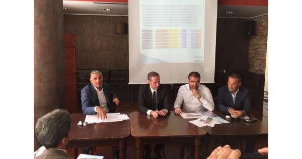 Sondaggio Crm,Civiche per l'Abruzzo 7,3%